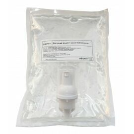 Фото 4455: Комплект картриджей жидкого крем-мыла Binele Нейтральный (3 шт по 1 л.) / S-система, артикул: BS07XA