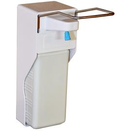 Фото 2288: Дозатор локтевой для антисептика и мыла Bio -S  с распылителем