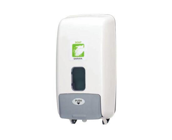 Фото 1607: Механический дозатор для антисептика Saraya MD-9000
