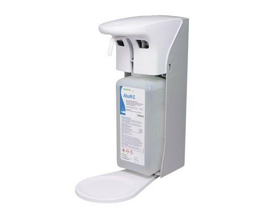 Фото 6050: Дозатор Saraya ADS-500/1000 сенсорный дозатор для жидкого мыла и антисептика