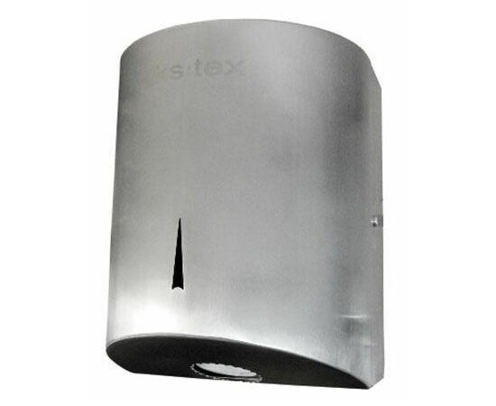 Фото 2162: Диспенсер  Ksitex  TH-313M для рулонных полотенец (матовый)