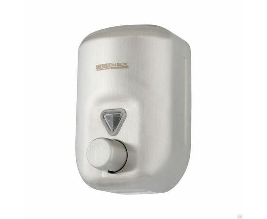 Фото 6932: Дозатор для жидкого мыла Connex ASD-82 Brushed