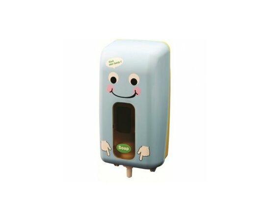Фото 8069: Дозатор Saraya UD-9000CB детская серия, голубой, сенсор. для антисептика