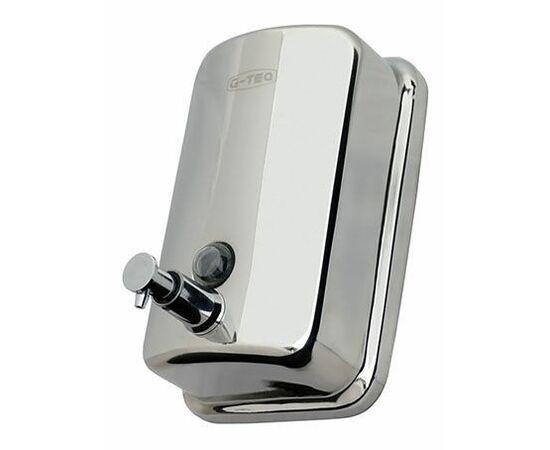 Фото 321: Дозатор для жидкого мыла металл G-teq 8605