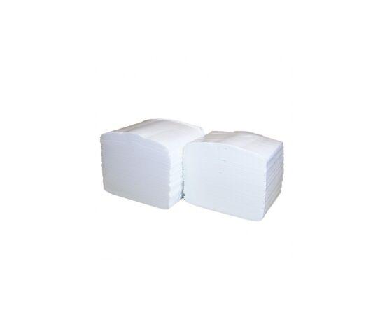 Фото 8177: Туалетная бумага в пачках (листовая). Lime 250л, бел., 2-сл
