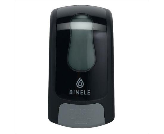 Фото 1121: Диспенсер Binele  mSpray для антисептика наливной, черный 1л.
