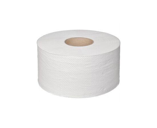"Фото 5776: Туалетная бумага ""Профгигиена "" , Business, однослойная с тиснением арт. 206"