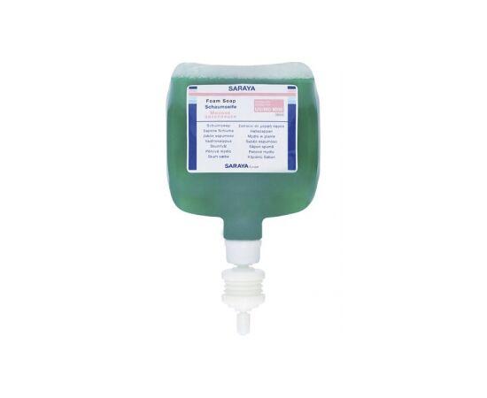 Фото 19: Shavonet UM-P5 антибактериальное пенное мыло для UD/MD-9000, флакон 1,2л