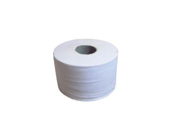 "Фото 1439: Туалетная бумага в рулоне однослойная ""Торес"", Lite , 200 м арт 151200 ( светло-серая )"