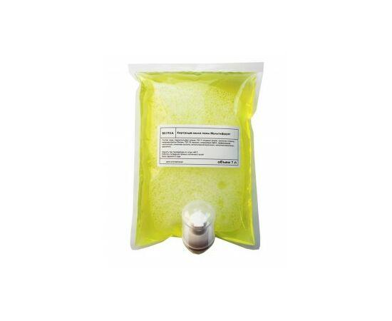Фото 8956: Комплект картриджей мыла-пены Binele Мультифрукт (3 шт по 1 л.) / S-система, артикул: BS19XA