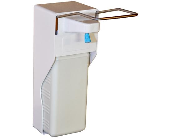 Фото 3995: Дозатор локтевой для антисептика и мыла A-265S